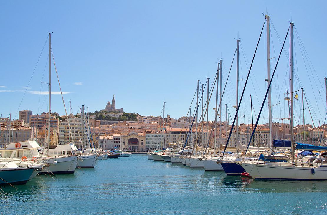 Profitez d'un camping près de Marseille pour visiter la cité phocéenne