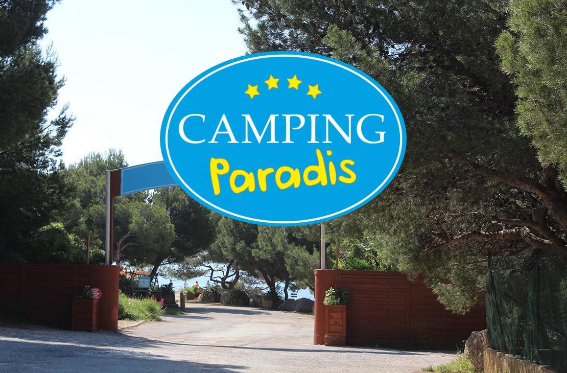 Camping Paradis Martigues. Tournage et histoire de la série