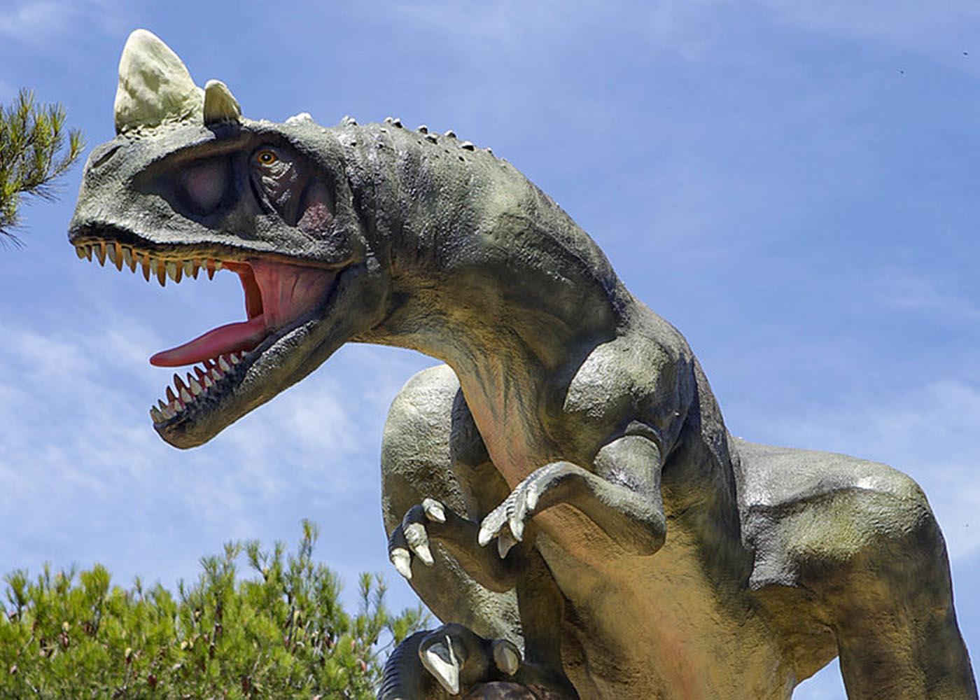 dinosaur istres